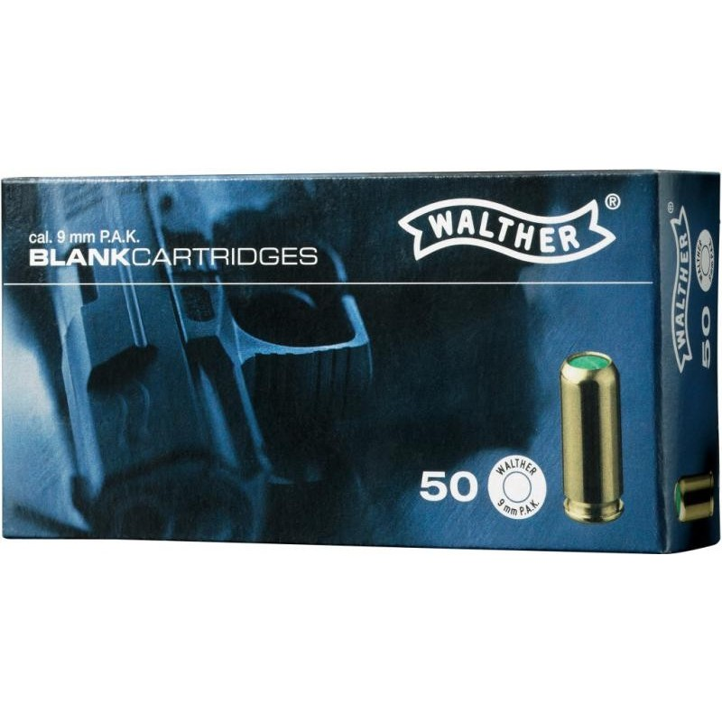WALTHER 9mmPAK