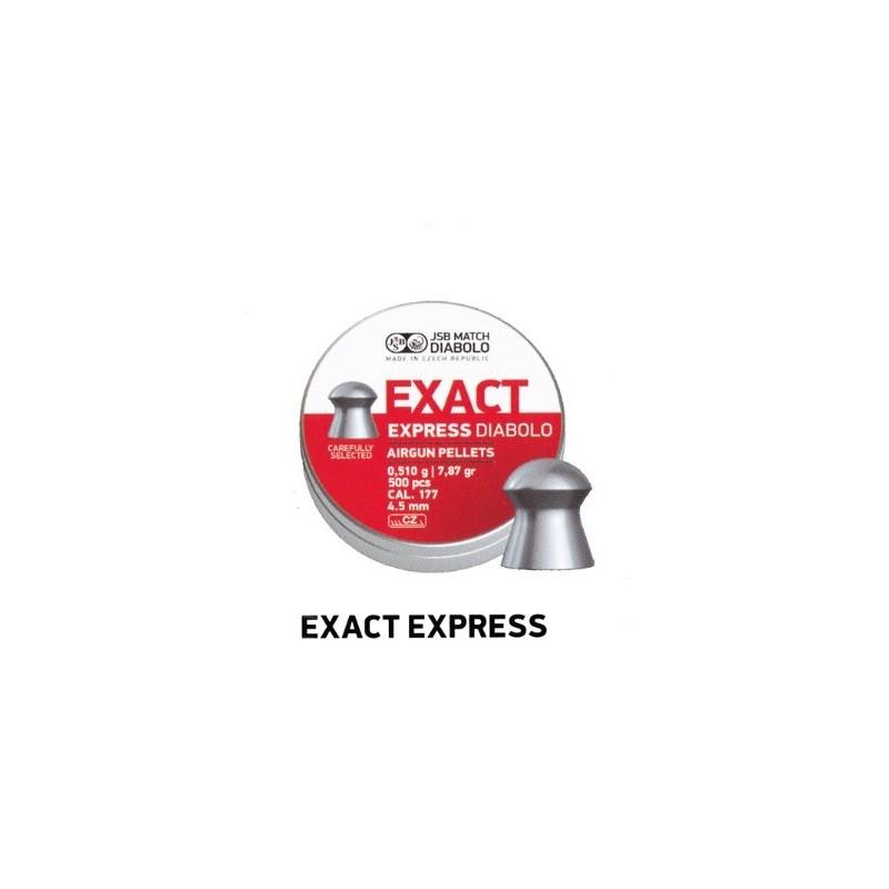 JSB DIABOLO EXACT EXPRESS 4,52 (ORIGINALES)