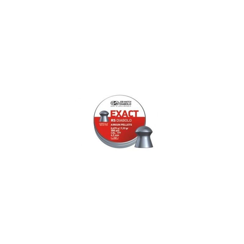 JSB DIABOLO EXACT RS 4,52 (ORIGINALES)