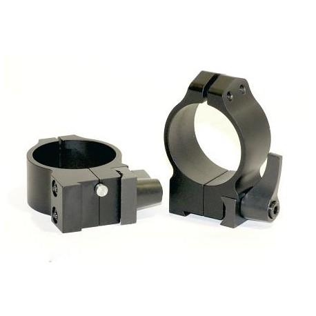 WARNE Maxima Acanaladas - 30mm Desmontables Medias