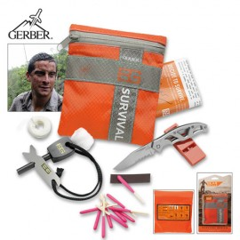 GERBER BEAR GRYLLS KIT SUPERVICENCIA BASIC