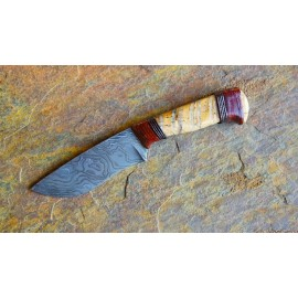 "KNIFE MAKER J.LOZANO ""Mamut Hunter"""