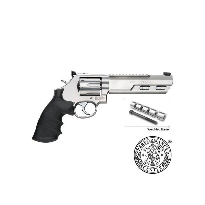 SMITH&WESSON M-686 COMPETITOR Performance Center