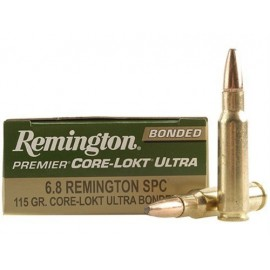 REMINGTON 6,8 SPC CORE LOKT ULTRA BONDED 115 grains