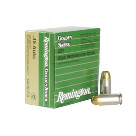 REMINGTON 45ACP Jacketed Hollow Point 230gr