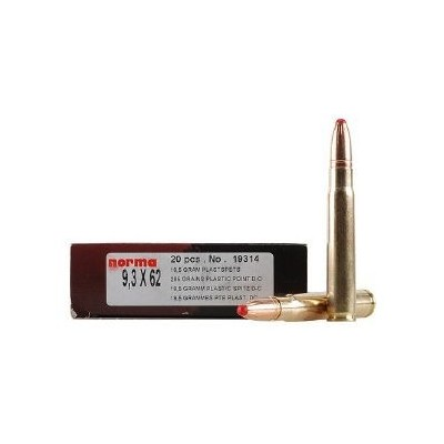 NORMA 9.3x62 PPDC 285GR