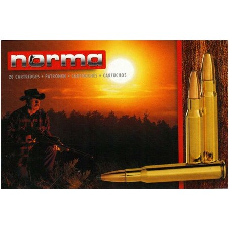 NORMA 8x57JRS Soft Point Vulkan 196GR