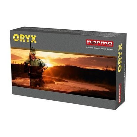 NORMA 7mm Rem Mag Oryx 170gr