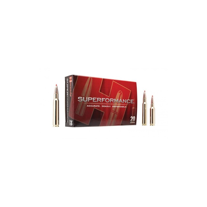 Hornady Superformance 7x64 225 GMX