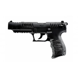 WALTHER P-22Q TARGET BLACK