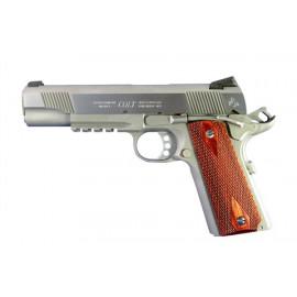 PISTOLAS COLT 1911 RAIL GUN 9Pb