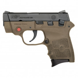 SMITH&WESSON M&P BODYGUARD con láser Defensa