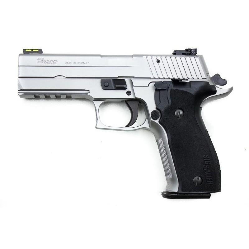 SIG SAUER P226 LDC Silver (IPSC Production Division)