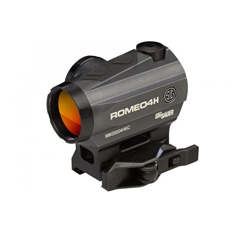 SIG SAUER Romeo 4H Red .Dot 1x20mm ADJ SOR43012
