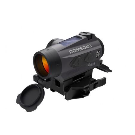 SIG SAUER Romeo 4S Red .Dot 1x20mm 1 MOA Red Dot Ballistic CirclePlex