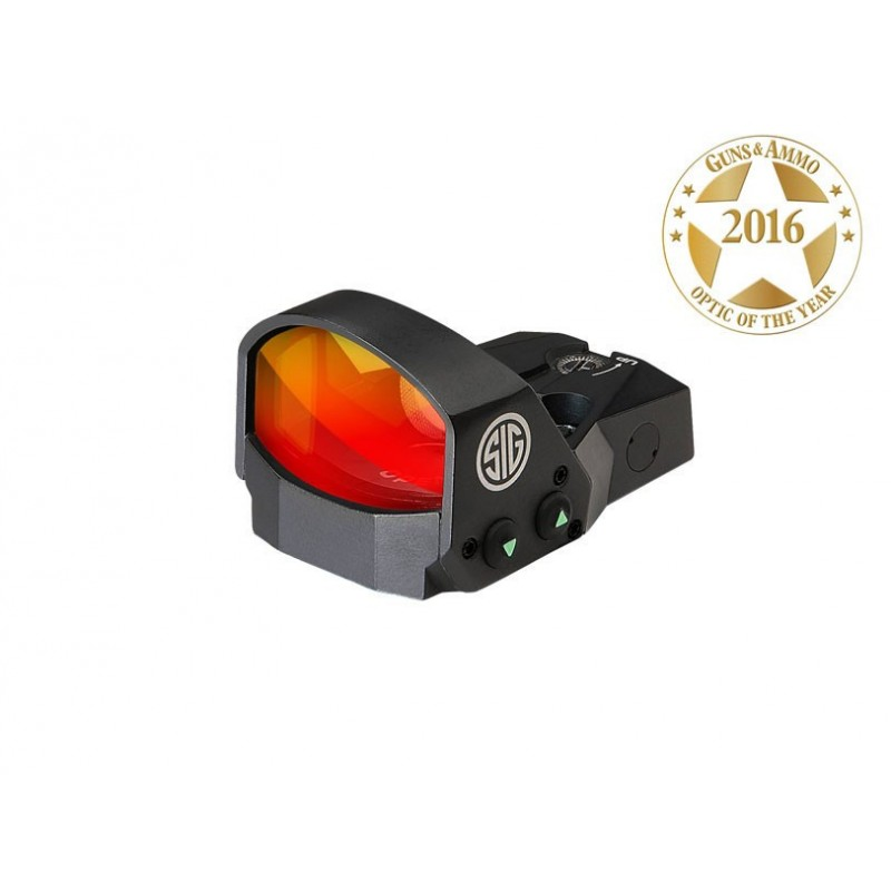 SIG SAUER Romeo 1 Reflex Sight 1x30 mm 3 MOA Red Dot