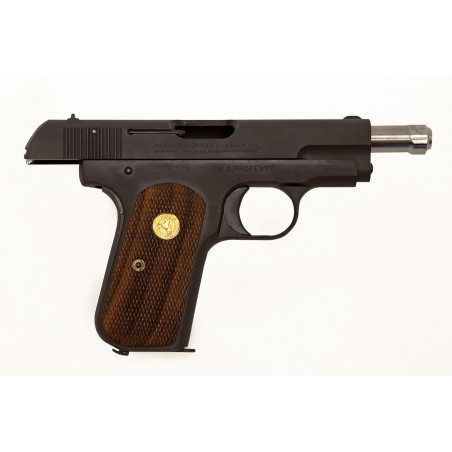 Colt 1903 Pocket Hammerless General Officers Pistol