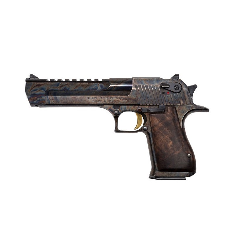 Magnum Research Desert Eagle casehardened