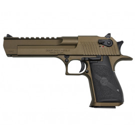 Magnum Research Desert Eagle burned bronze