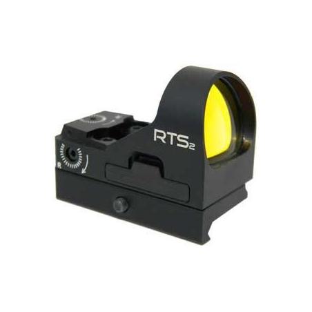 C-MORE RTS2 Red Dot Sight 6 MOA Black