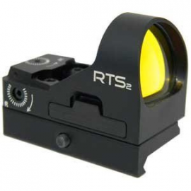 C-MORE RTS2 Red Dot Sight 6 MOA Black