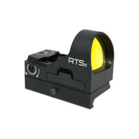 C- More RTS2 Red Dot Sight 3 MOA Black