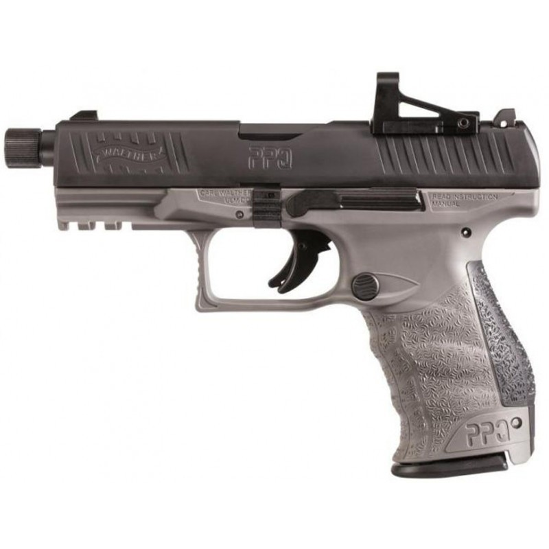Pistolas Walther PPQ M2 Q4 TAC Combo