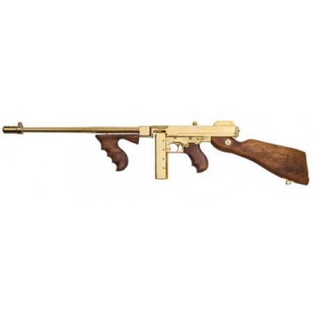 Auto-Ordnance Thompson 1927A1D 16.5 Gold