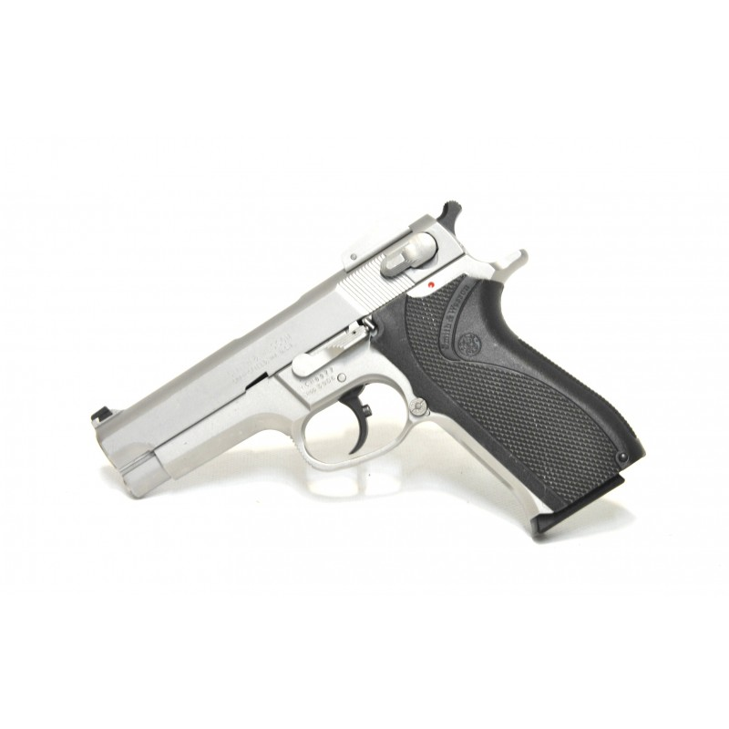 PISTOLA SMITH&WESSON 5906 INOX CAL.9mm