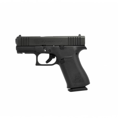 GLOCK 43X BLACK SLIDE FS