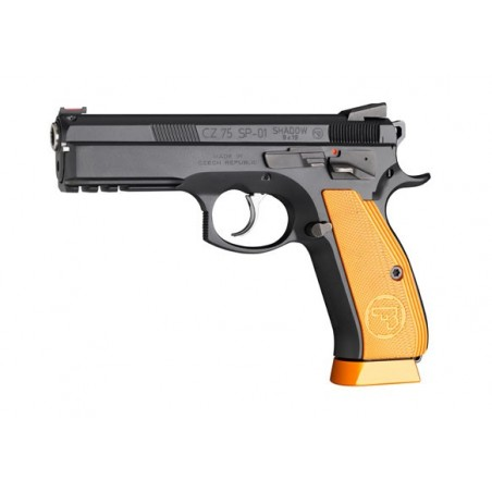 CESKA CZ75 SP01 SHADOW ORANGE