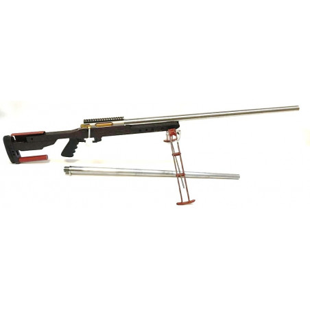 Rifle BARNARD (con 2 Juegos...