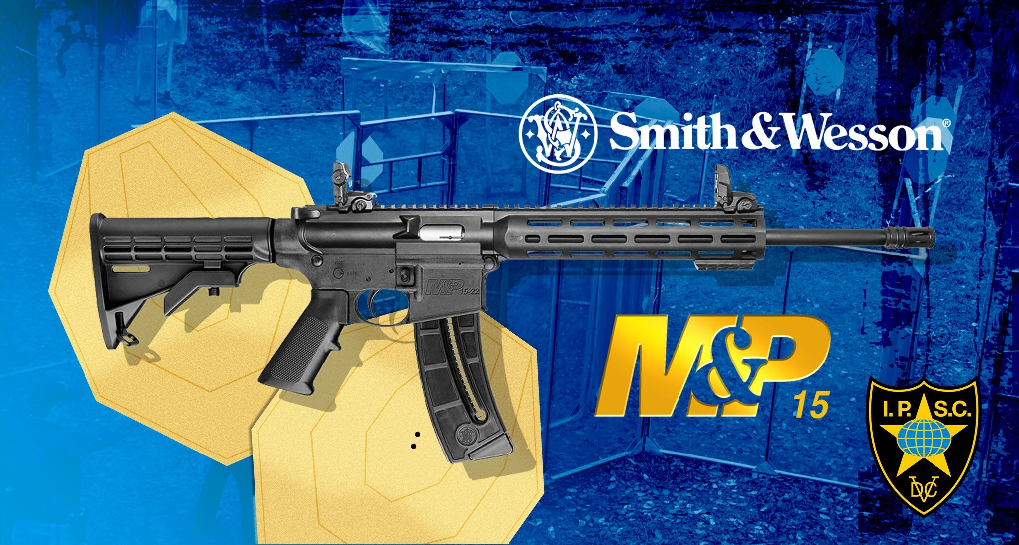 SMITH WESSON MP15-22