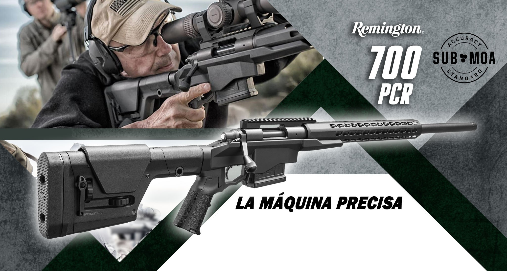 REMINGTON 700PCR